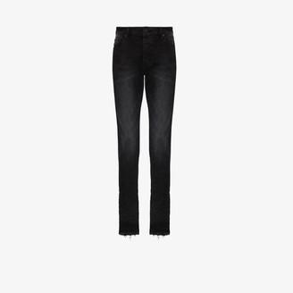 Purple Brand low-rise slim leg jeans