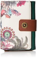 Desigual Lengueta S Tropic Woman Woven Medium Wallet