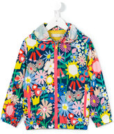 Stella McCartney floral print jacket - kids - Polyester - 8 yrs