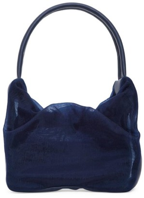STAUD Felix Ruched Top Handle Bag
