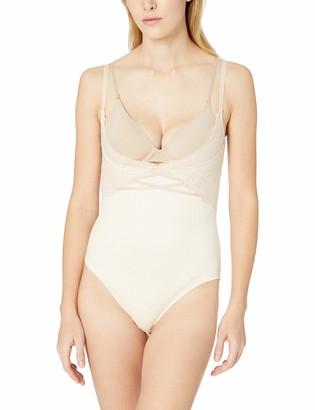 Maidenform Women's Sexy Lace Wear Your Own Bra Romper