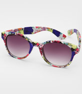 Fred Flare Floral Minnie Lou Sunglasses