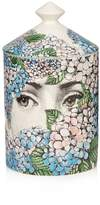 Fornasetti Ortensia Flora-scented candler