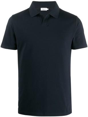 Filippa K Filippa-K fitted buttonless polo shirt