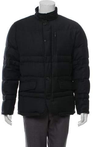 cb48ab73b4f Quilted Down Coat