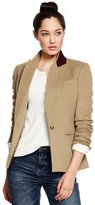 Lands' End Canvas by Women's Boyfriend Blazer
