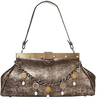Patricia Nash Ferrara w/ Chain (Antique Gold) Handbags