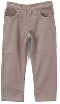 Smiths American Vintage Gray Five-Pocket Pants - Toddler & Boys