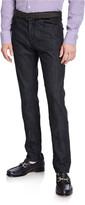 Canali Men's Slim-Fit Stretch Jeans