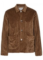 Our Legacy Archive Brown Velvet Jacket