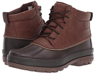 Sperry Cold Bay Chukka (Brown/Coffee) Men's Cold Weather Boots
