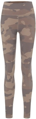 Alo Yoga Camouflage leggings