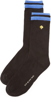 Kate Spade Layered Welt Socks