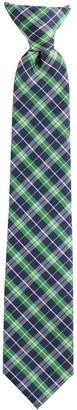 Chaps Boys 8-20 Charlie Plaid Clip Tie