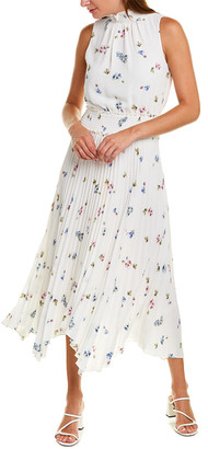 Vince Camuto Romantic Buds Maxi Dress