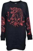 Marcelo Burlon County of Milan Tiger Sweatshirt