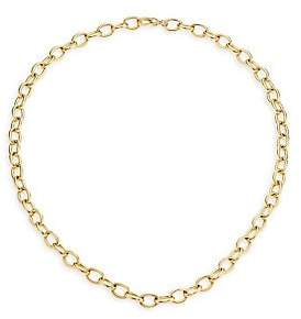 Roberto Coin Women's 18K Gold Chain Necklace