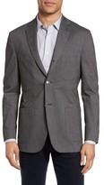 Michael Bastian Men's Classic Fit Birdseye Wool Sport Coat