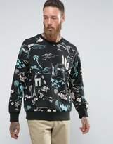 Weekday Paris Tourist Sweatshirt