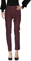 40weft Casual pants - Item 13032448