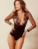 Agent Provocateur Gloria Body Black