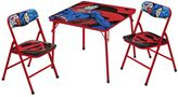 Justice Superman table & chair set
