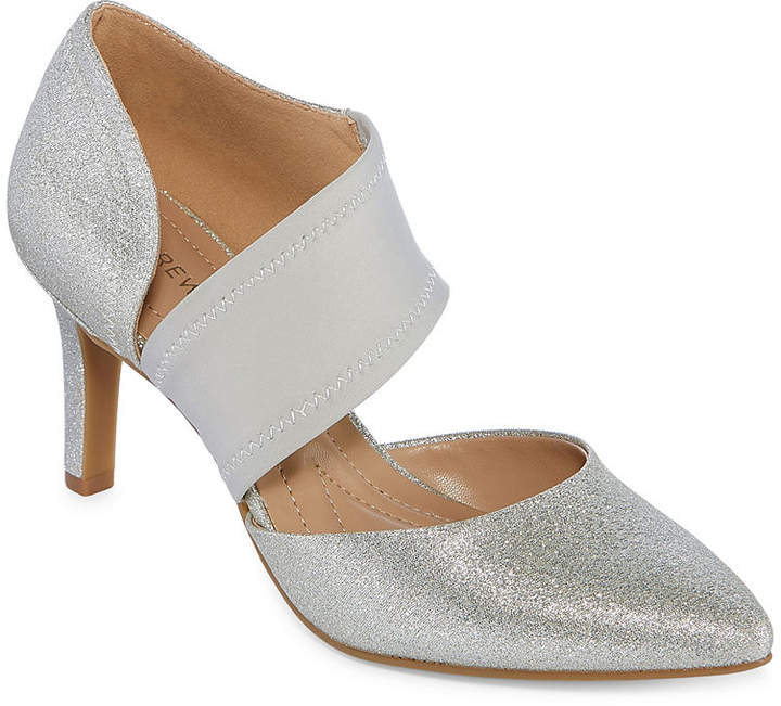 634ede534291 3 Inch Silver Heels - ShopStyle