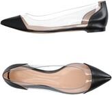 Gianvito Rossi Ballet flats - Item 11254801