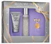 Women's Brilliant White Diamonds by Elizabeth Taylor Fragrance Gift Set 3 -Piece