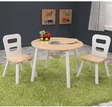 Kid Kraft Kid's 3 Piece Round Table and Chair Set