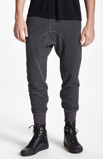 Neil Barrett Wool Blend Pants