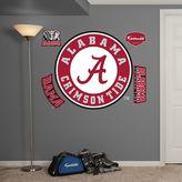 Fathead Alabama Crimson Tide Logo Wall Decal