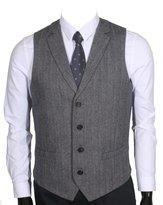 Ruth&Boaz 2Pocket 4Button Wool Herringbone/Tweed Tailored Collaruit Vet