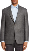 Jack Victor Textured Weave Classic Fit Sport Coat - 100% Exclusive