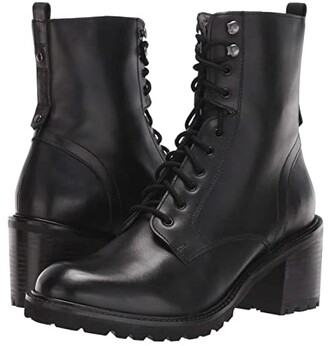 Seychelles Irresistible (Black Leather) Women's Boots