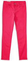 Ralph Lauren Girls' Skinny Stretch Jeans - Sizes 7-16