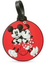 American Tourister Disney Id Tag Mickey & Minnie