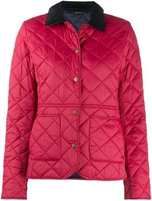 Barbour Deveron quilted jacket