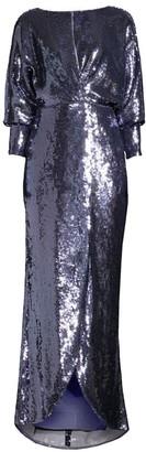 Aidan Mattox Sequin Blouson Gown