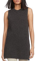 Polo Ralph Lauren Wool and Cashmere Blend Sleeveless Tunic