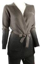 Ed Hardy Tiger Rhinestone Cardigan Sweater