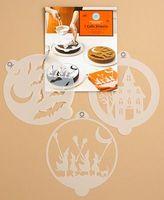 Halloween Cake Stencils