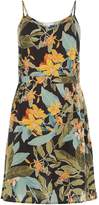 Warehouse Tropical Garden Cami Dress