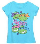 Nickelodeon Girl's Graffic Tee