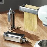 Crate & Barrel Smeg Pasta Stand Mixer Attachments Set
