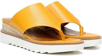 Franco Sarto Wedge Sport Thong Sandals - Cramer