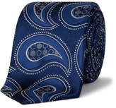 Simon Carter Barba Paisley Tie