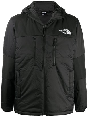 The North Face Hooded Panelled Jacket