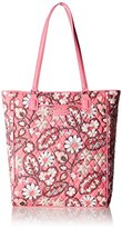 Vera Bradley North South Signature Tote Sling Bag