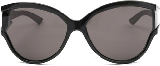 Balenciaga Eyewear Unlimited Round Sunglasses